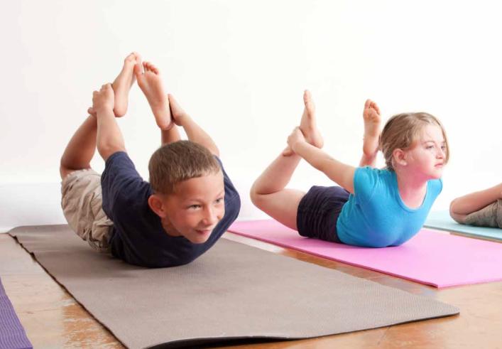 yoga ninos madrid